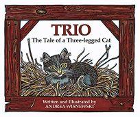 Trio: The Tale of a Three-Legged Cat