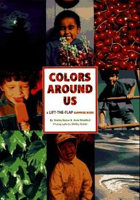 Colors Around Us: A Lift-The-Flap Surprise Book