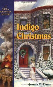 Indigo Christmas: A Hilda Johansson Mystery