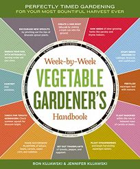 The Week-by-Week Vegetable Gardeners Handbook