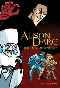 Alison Dare: Little Miss Adventures