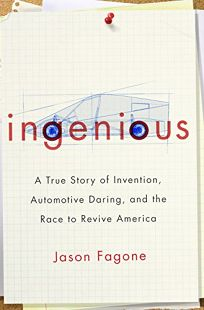 Ingenious: A True Story of Invention