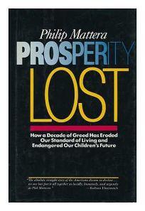 Prosperity Lost