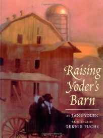 Raising Yoders Barn