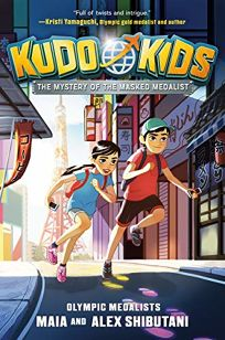 The Mystery of the Masked Medalist Kudo Kids #1