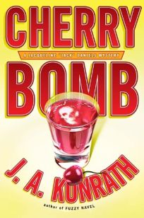 "Cherry Bomb: A Jacqueline ""Jack"" Daniels Mystery"