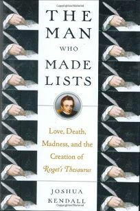 The Man Who Made Lists: Love