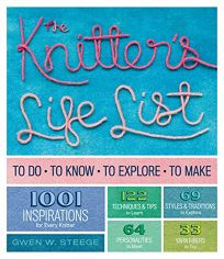 The Knitters Life List: To Do
