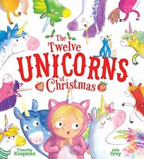 The Twelve Unicorns of Christmas