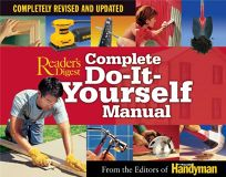 READERS DIGEST COMPLETE DO-IT-YOURSELF MANUAL: Completely Revised and Updated