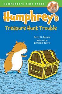Humphreys Treasure Hunt Trouble
