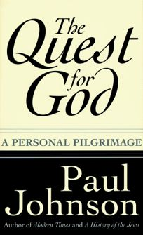 The Quest for God: Personal Pilgrimage
