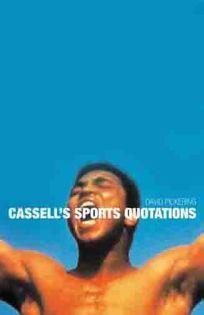 Cassells Sports Quotations