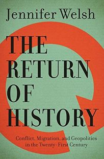 nonfiction book review the return of history conflict. Black Bedroom Furniture Sets. Home Design Ideas