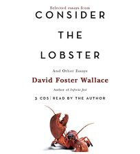 Consider the lobster essay review