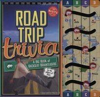 Road Trip Trivia: A Big Book of Backseat Brainteasers