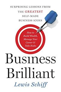 Business Brilliant: How to Build Wealth