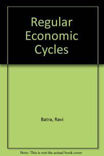 Regular Economic Cycles: Money