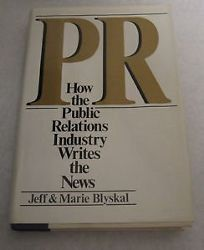 PR: How the Public Relations Industry Writes the News