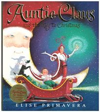 AUNTIE CLAUS AND THE KEY TO CHRISTMAS
