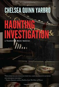 Haunting Investigation: A Chesterton Holte Mystery
