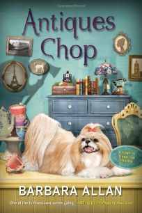 Antiques Chop: A Trash 'n' Treasures Mystery