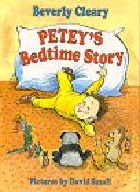 Peteys Bedtime Story