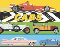 Cars: A Pop-Up Book of Automobiles