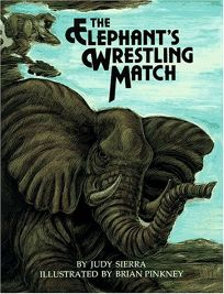 The Elephants Wrestling Match