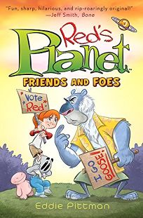 Friends and Foes Reds Planet Book 2