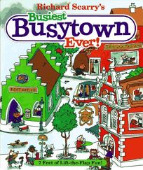 Richard Scarrys Busiest Busytown Ever!