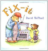 Fix-It Board Book
