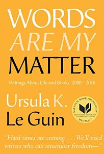 Words Are My Matter: Writings About Life and Books