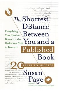 Shortest Distance Between You and a Published Book