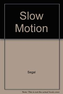 Slow Motion: Changing Masculinities