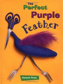 PERFECT PURPLE FEATHER
