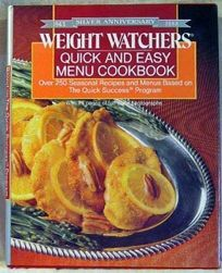 Weight Watchers Quick and Easy Cookbook