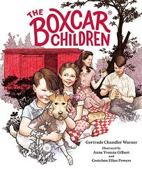 The Boxcar Children: Fully Illustrated Edition
