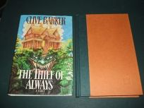 The Thief of Always: A Fable