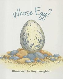 Whose Egg? A Lift-the-Flap Book