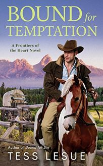 Fiction Book Review: Bound for Temptation by Tess LeSue. Berkley, $7.99 mass market (384p) ISBN 978-0-451-49261-6