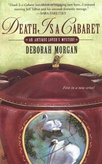 DEATH IS A CABARET: An Antique Lovers Mystery