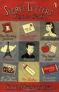 Secret Letters from 0 to 10
