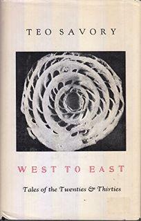West to East: Tales of the Twenties & Thirties