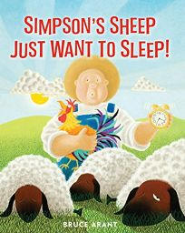 Simpsons Sheep Just Want to Sleep!