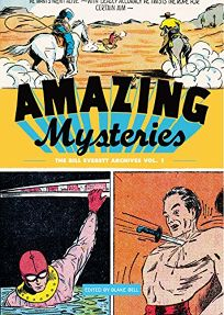 Amazing Mysteries: The Bill Everett Archives