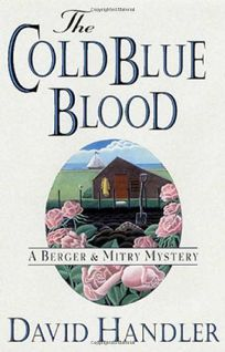 THE COLD BLUE BLOOD: A Berger & Mitry Mystery