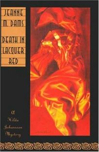 Death in Lacquer Red: A Hilda Johansson Mystery