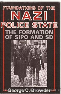 Foundations of Nazi Police State