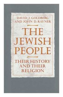 The Jewish People: 2their History and Their Religion